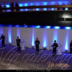 Кетъринг Зали - НДК - Зала 3 - Снимка Събития 18 - ВИП Кетъринг София