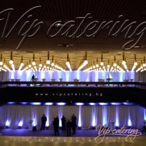 Кетъринг Зали - НДК - Зала 3 - Снимка Събития 7 - ВИП Кетъринг София