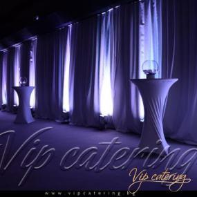 Кетъринг Зали - НДК - Зала 3 - Снимка Събития 2 - ВИП Кетъринг София