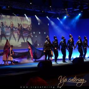 Кетъринг Зали - НДК - Зала 3 - Снимка Събития 10 - ВИП Кетъринг София