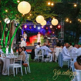 Кетъринг Зали - Приказната Градина - Снимка Събития 10 - ВИП Кетъринг София
