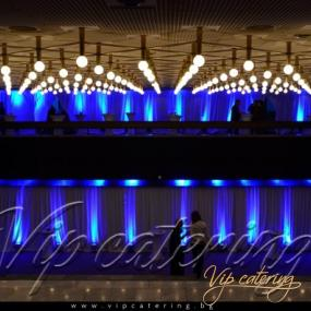 Catering Halls - National Palace of Culture - Hall 3 - Picture Events 17 - Vip Catering Sofia