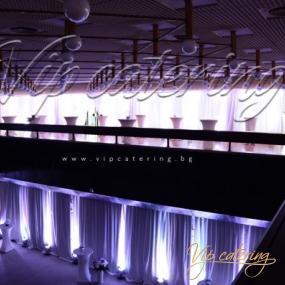Кетъринг Зали - НДК - Зала 3 - Снимка Събития 5 - ВИП Кетъринг София