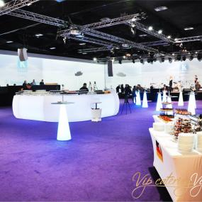 Catering Halls - National Palace of Culture - Hall 3 - Picture Events 18 - Vip Catering Sofia