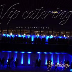 Кетъринг Зали - НДК - Зала 3 - Снимка Събития 20 - ВИП Кетъринг София