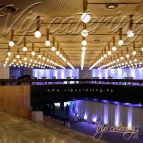 Catering Halls - National Palace of Culture - Hall 3 - Picture 2 - Vip Catering Sofia